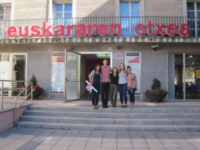 ISA: International Studies Abroad Bilbao