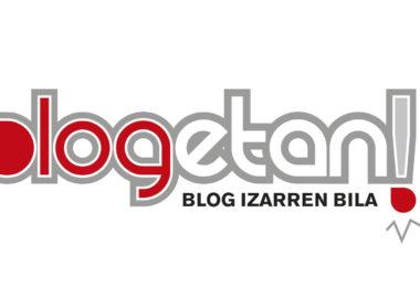blogetan-logoa