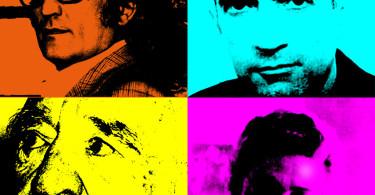 Apirilaren 22an - Poeta gorri horiek! Aresti + Otero + Celaya + Figueroa
