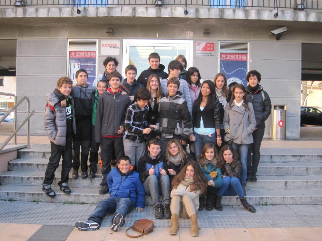 Elgoibarko Arreturre Institutoa_121122