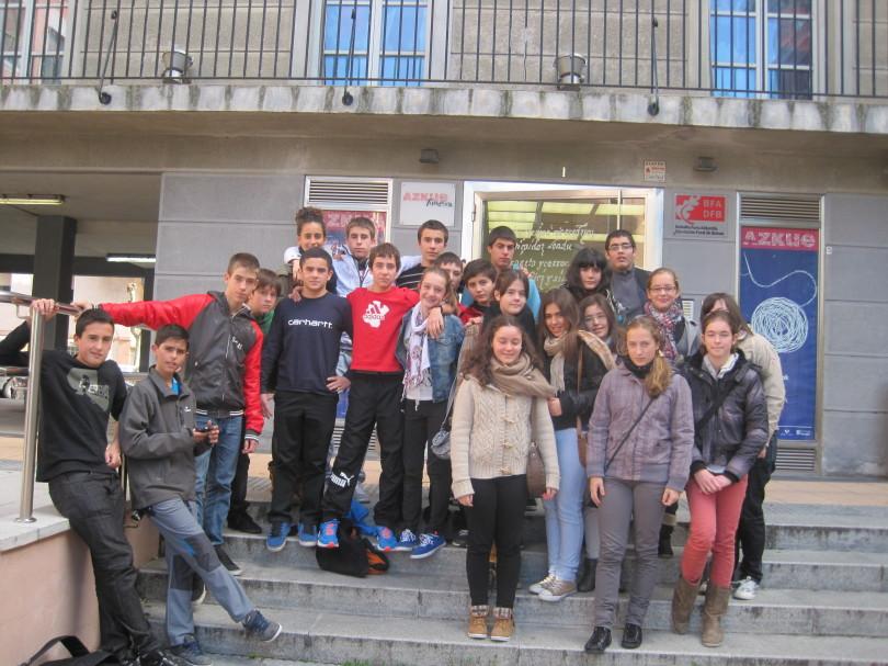 Elgoibarko Arreturre Institutoa_121123