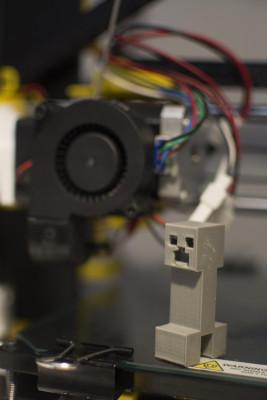 3D inprimatze ikastaroa Euskararen Etxean