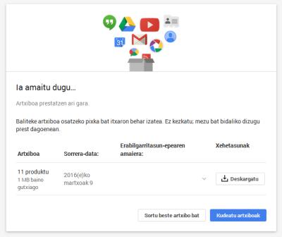 Google-Datuak-Deskargatu