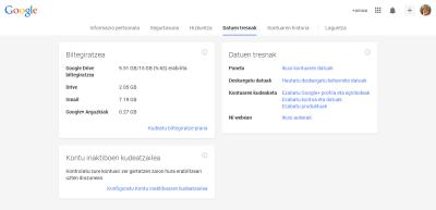 Google-datuen-babesa