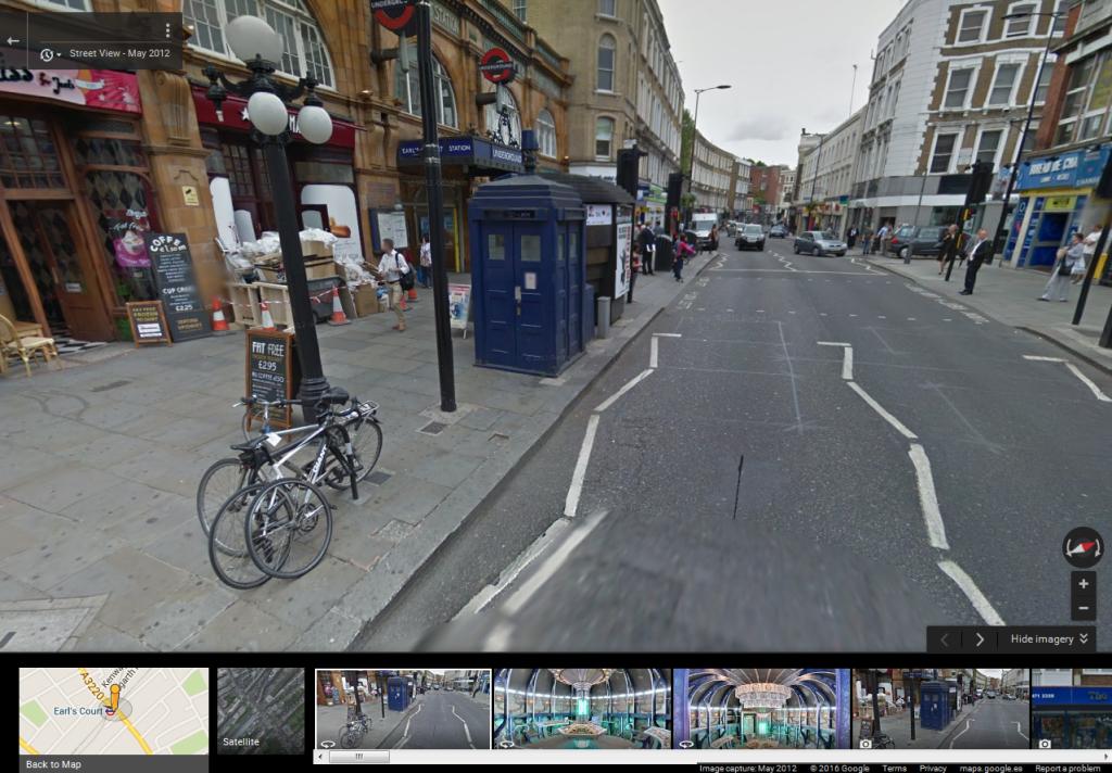 GoogleMaps-London