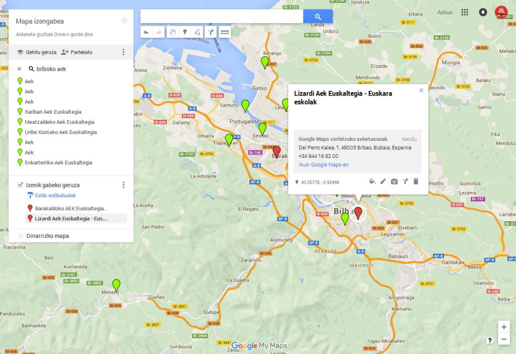 GoogleMaps-MapaSortu