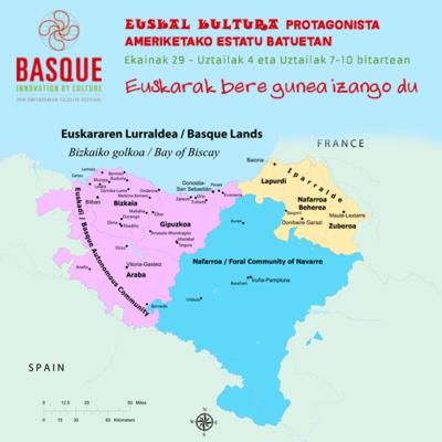 Hasierako Euskararen Mapa