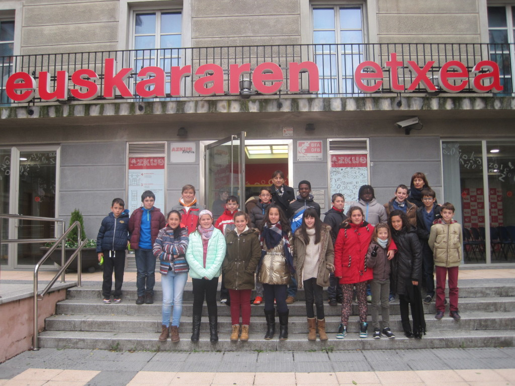 Kanpazar Eskola -  Azaroak 23