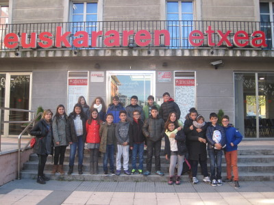 Kanpazar Eskola - Azaroak 30