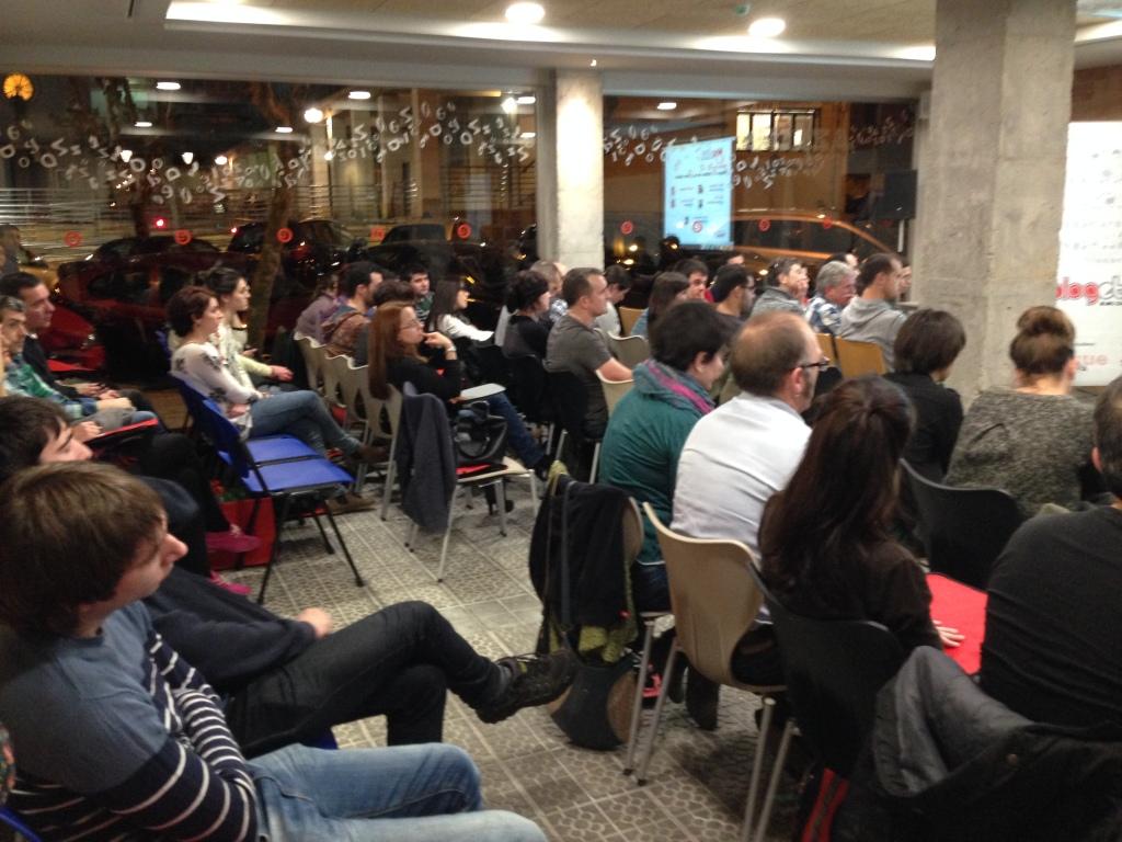 Blogetan! Euskal Blogarien Topaketa