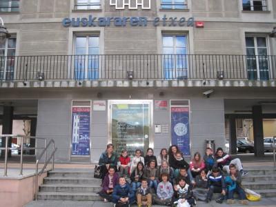 Kanpazar Eskola_Portugalete_13/03/20