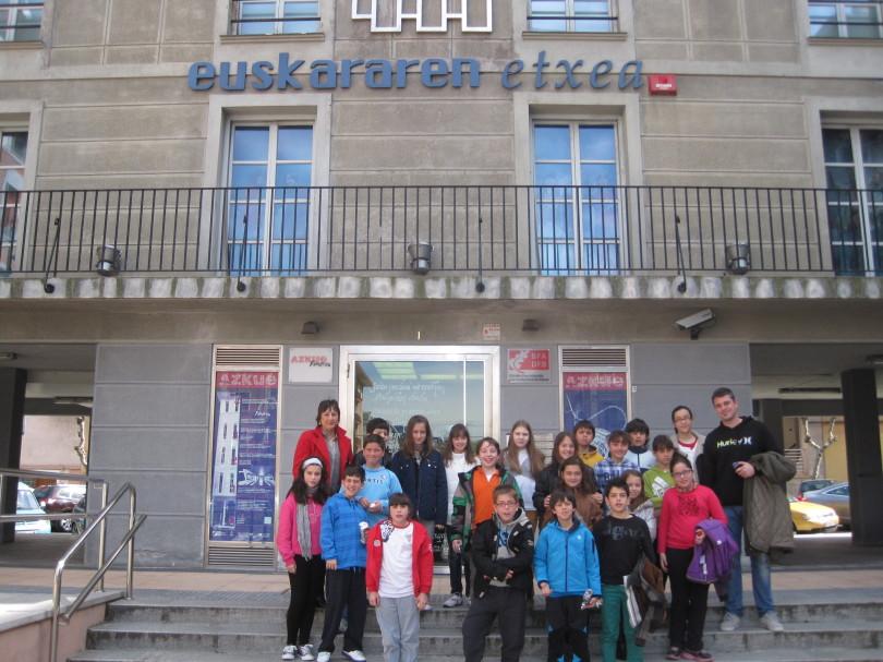 Kanpazar Eskola_Portugalete_13/03/21