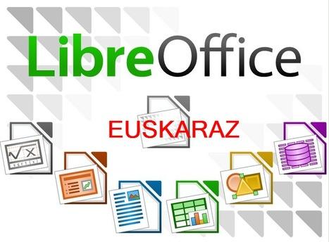 LibreofficeEuskaraz