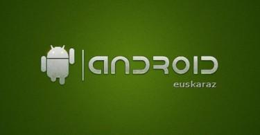 Android euskaraz