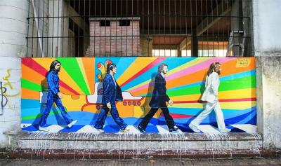 Buenos Aires, Argentina. Martin Ron: https://www.facebook.com/martinronmural