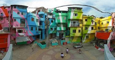 Rio de Janeiro, Brasil. www.favelapainting.com