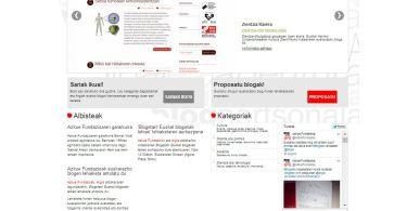 Blogetan, euskarazko blogen lehiaketa