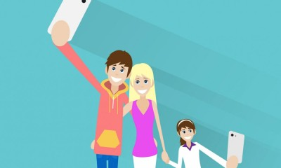 familia-selfiea