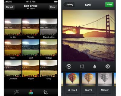 instagram-filtroak