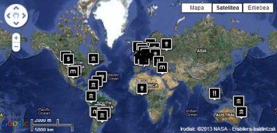 Mintzatu mapa