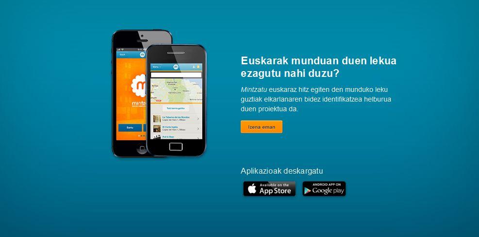 Mintzatu App