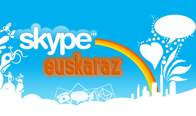 Skype euskaraz